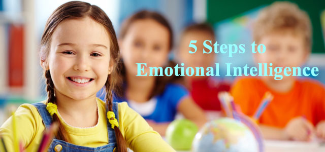 steps to emotional intelligence